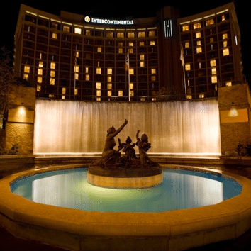INTERCONTINENTAL<br /> KANSAS CITY<br /> <em>Formerly the Fairmont Kansas City</em>